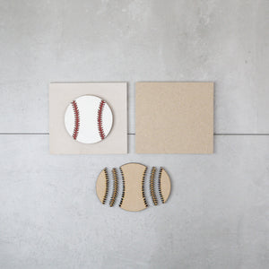 Baseball | DIY Insert Kit | Size A