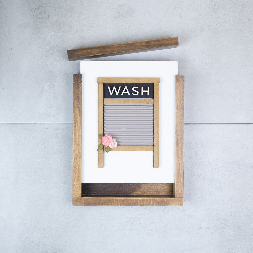 Wash Board | DIY Insert Kit | Size B