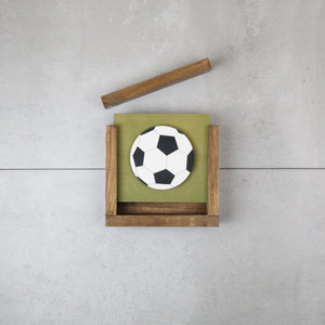Soccer Ball | DIY Insert Kit | Size A