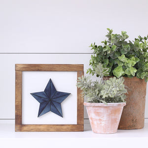 Pieced Star | DIY Insert Kit | Size A