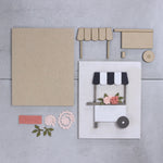Flower Cart | DIY Insert Kit | Size B