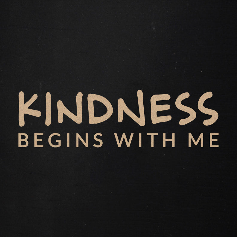 Kindness Begins With Me | Word Kit | Becky Higgins Collaboration