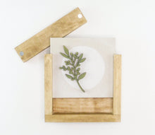 Load image into Gallery viewer, Leaf Sprig | DIY Insert Kit | 6x6 (Size A)