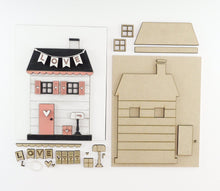 Load image into Gallery viewer, Love Cottage | DIY Insert Kit | 8x10 (Size B)