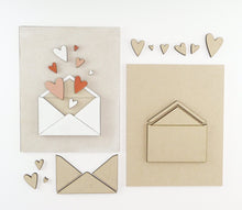 Load image into Gallery viewer, Love Letter | DIY Insert Kit | 8x10 (Size B)