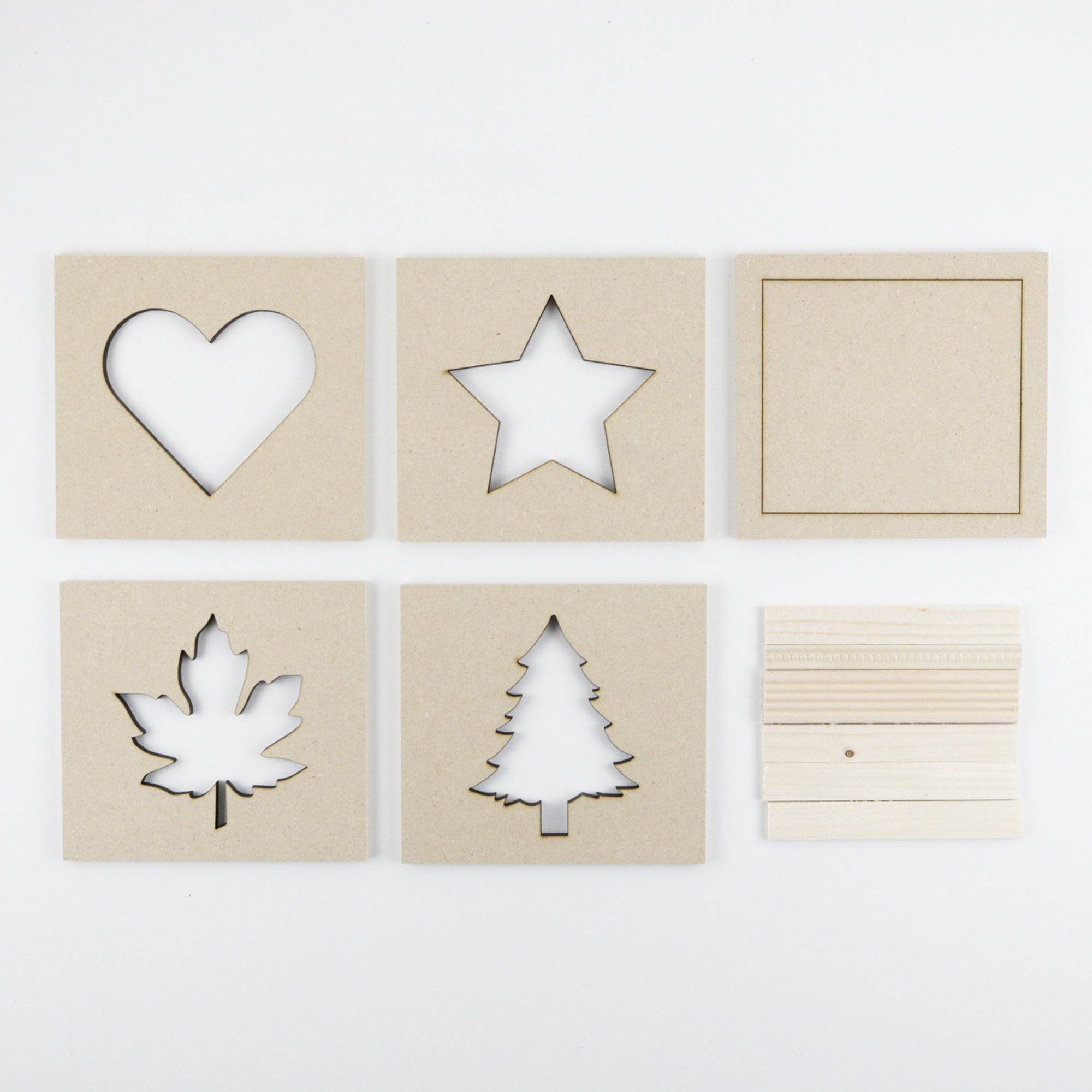 Wood Plank Seasonal Bundle