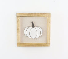 Load image into Gallery viewer, Pieced Pumpkin | DIY Insert Kit | 6x6 (Size A)