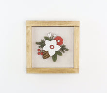 Load image into Gallery viewer, Winter Floral | DIY Insert Kit | 6x6 (Size A)