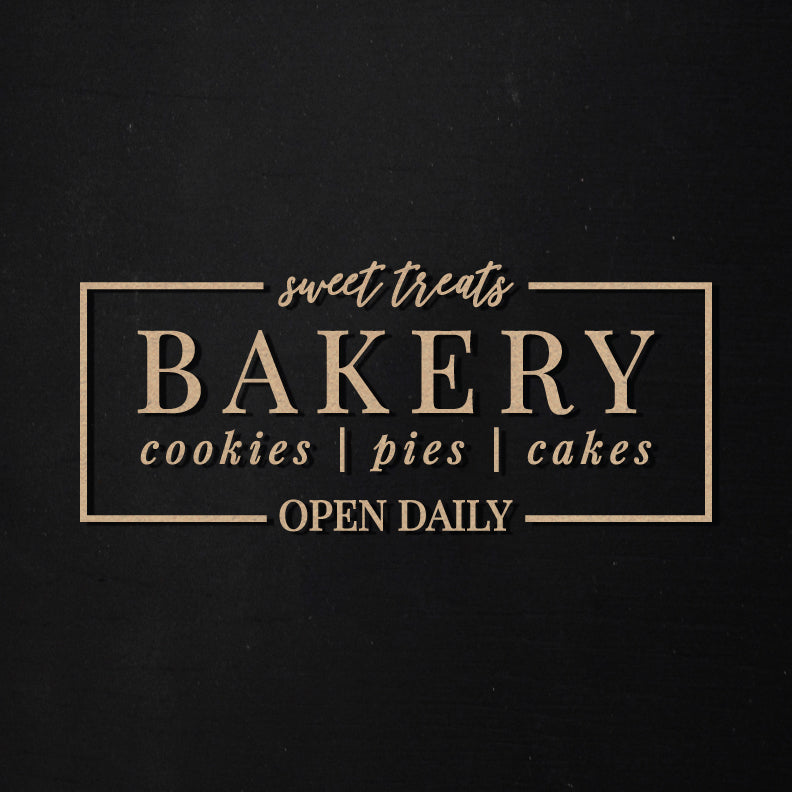 Bakery | Word Kit