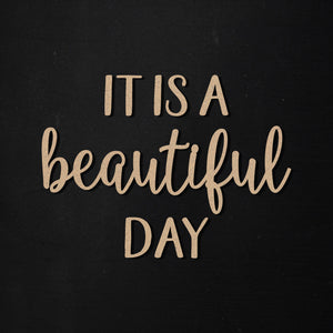 Beautiful Day | Word Kit