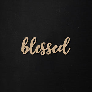 Blessed | Bits & Pieces