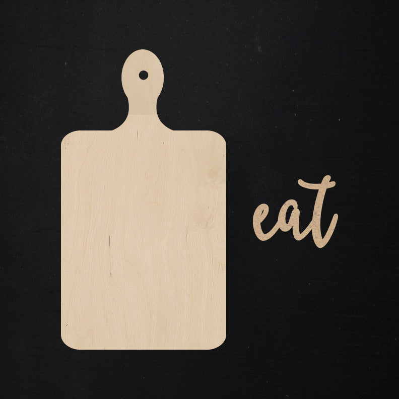 Eat + Breadboard | Word Kit