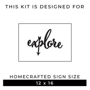 Explore | Word Kit