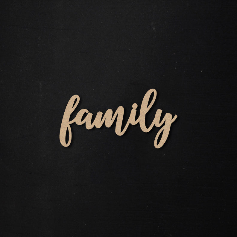 Family | Bits & Pieces