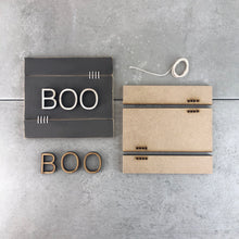 Stitched Boo | DIY Insert Kit | Size A