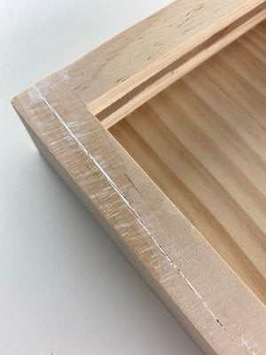 SCRATCH + DENT | DIY Finish | 8 x 10 Pocket Frame (Size B)