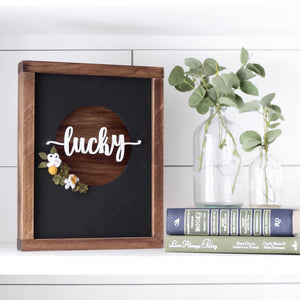Lucky | DIY Insert Kit | Size B