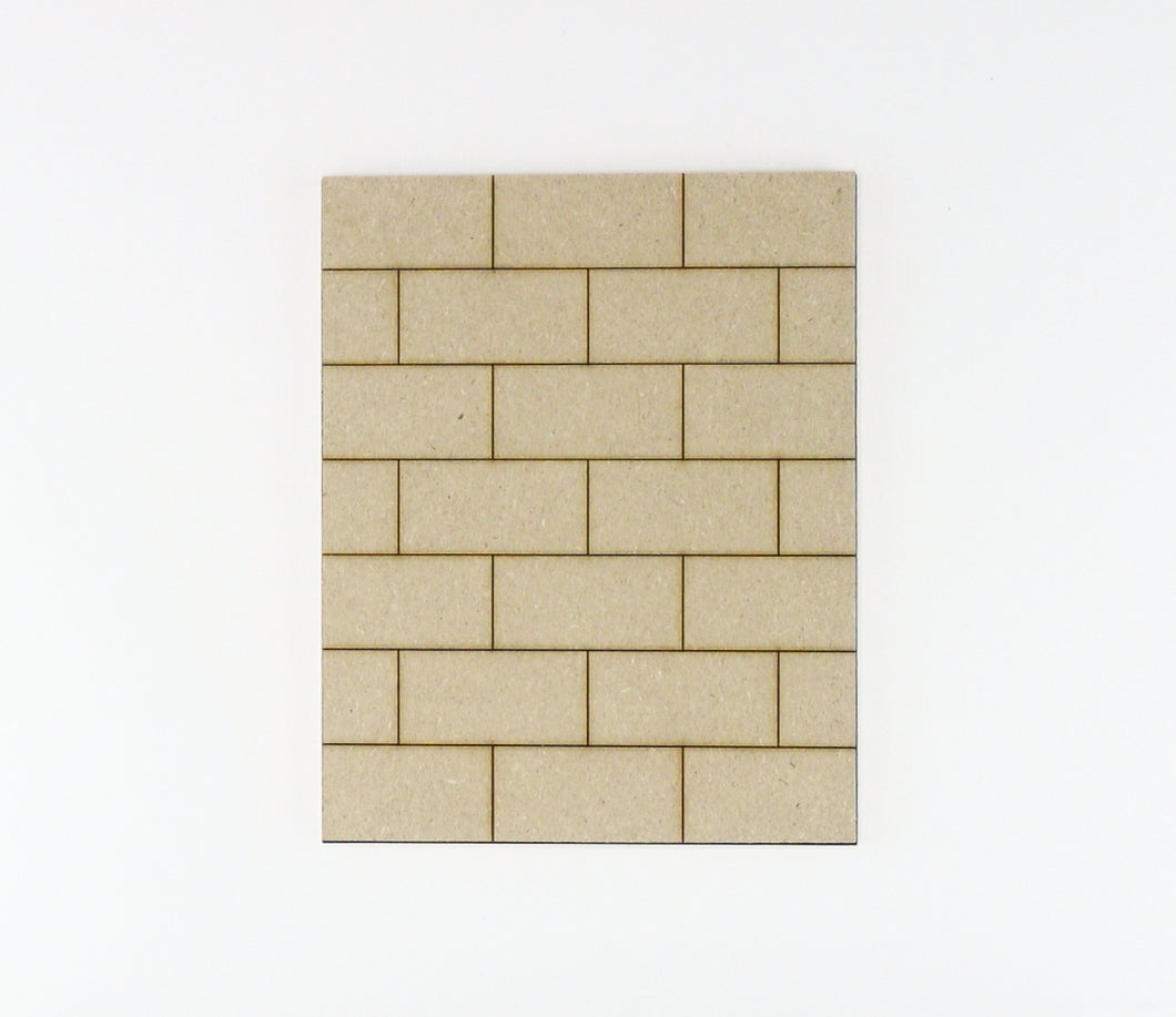 Size B Subway Tile Insert
