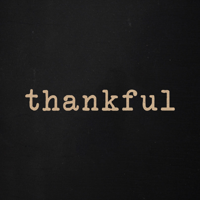 Thankful | Word Kit