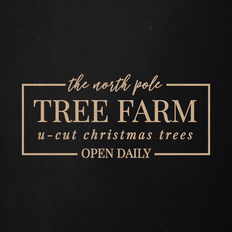 Tree Farm | Word Kit