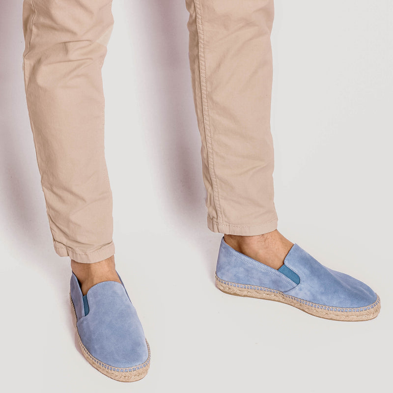 Jonathan Suede Blue