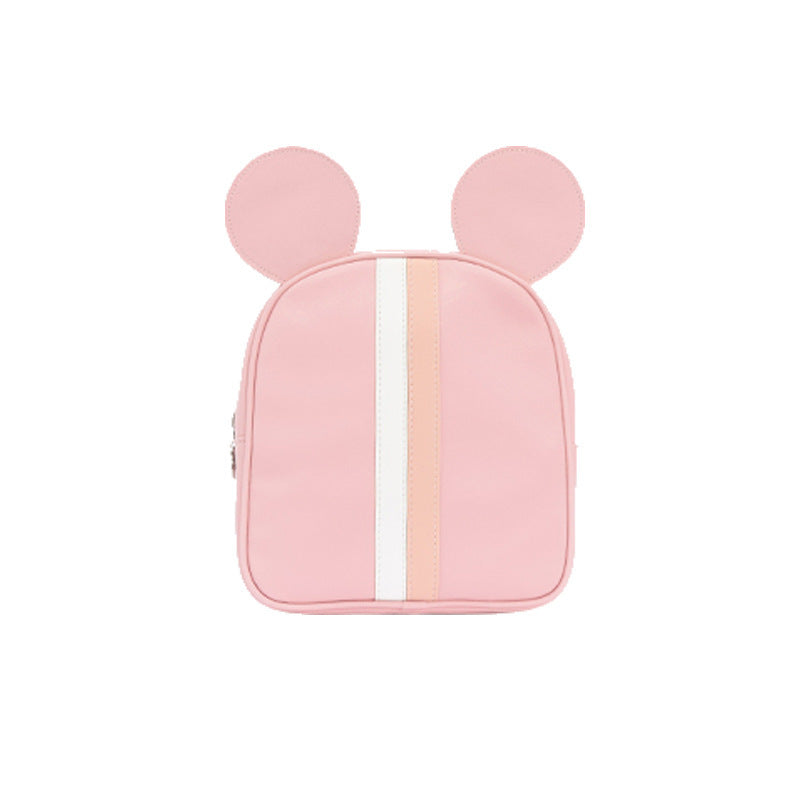BACKPACK CUTE MICKEY PINK