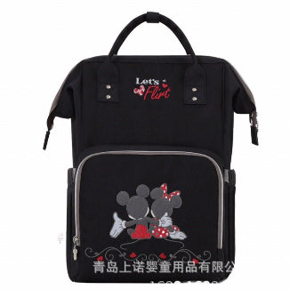 DISNEY DIAPER BAG LETS FLIRT