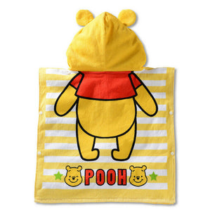BATHROBE stripe pooh