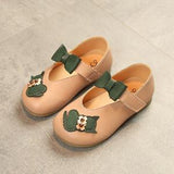 CAT RIBBON SHOES