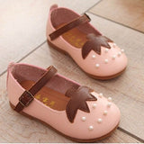DAHLIA GIRL SHOES PINK