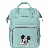 DISNEY DIAPER BAG HIDING