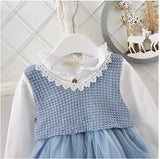 DRESS LACE FLUFFY