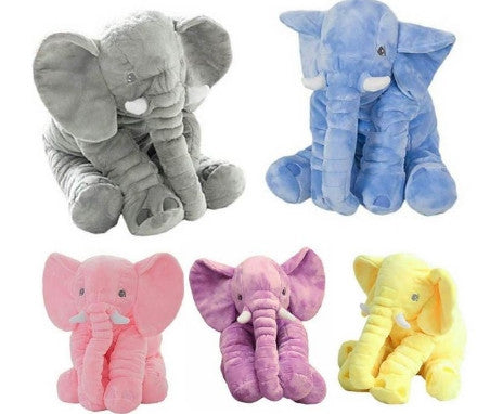 BONEKA ELEPHANT PILLOW