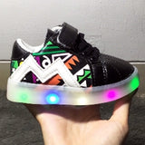 ETNIK SHOES LED