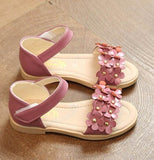 FLOWER SANDAL KOREAN