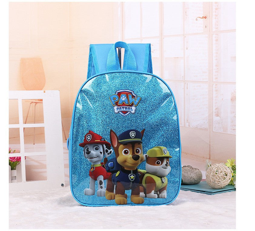 Tas Backpack Dog Paw Patrol Blue