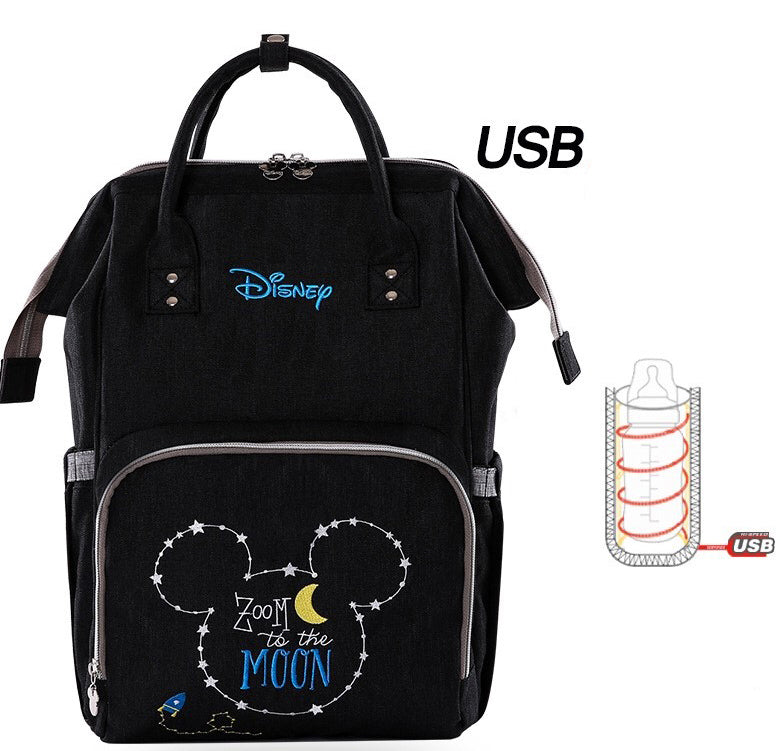 DISNEY DIAPER BAG - ZOY TO THE MOON