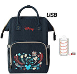 DISNEY DIAPER BAG COLORFUL