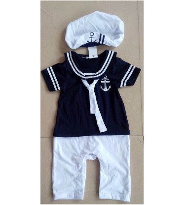 JUMPSUIT SAILOR COOLBABY DARK BLUE