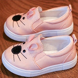 MOUSE SHOES PINK