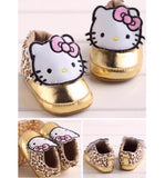 Prewalker Hellokitty Gold