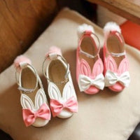 RABBIT RIBBON SHOES
