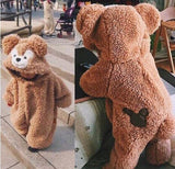 KOSTUM DUFFY BEAR