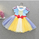 TUTU DRESS SNOW WHITE
