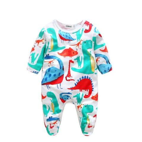 SLEEPSUIT DINO COLORFUL