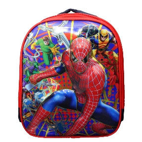 SCHOOL BAG SPIDERMAN 3