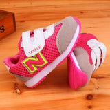 SPORT SHOES VELCRO N - PINK