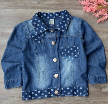 SPRING JACKET DENIM