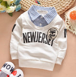 SWEATER NEW JERSEY