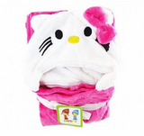 Blanket Disney Hellokitty